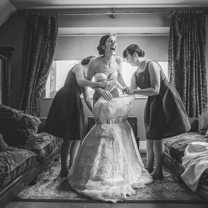 Wedding at Ellingham Hall - Northumberland