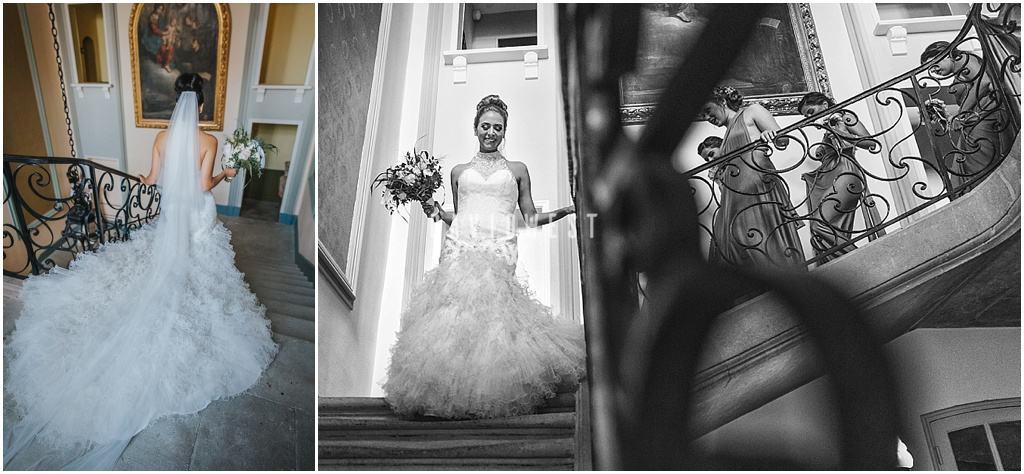 Destination Wedding photographer - French chateau