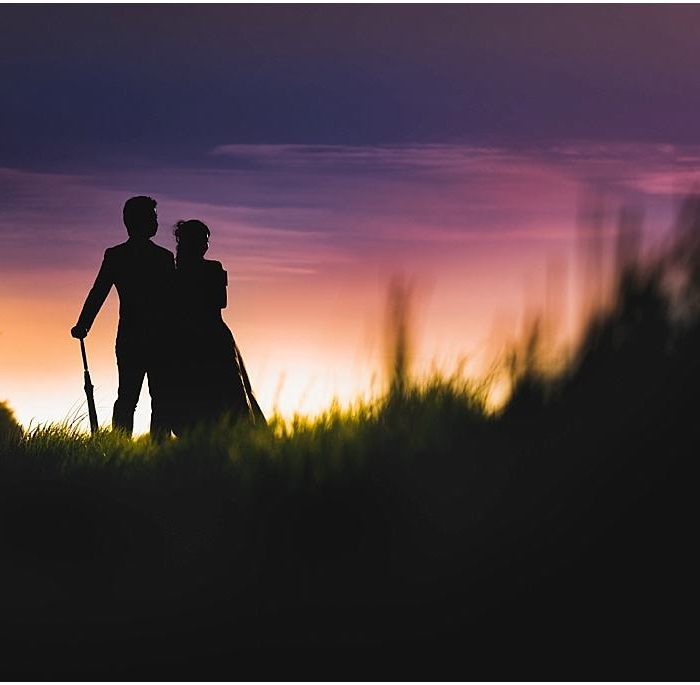 Chinese pre wedding shoot - Bodiam Castle East Sussex