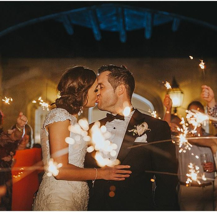 Lambton Castle - County Durham wedding photographer