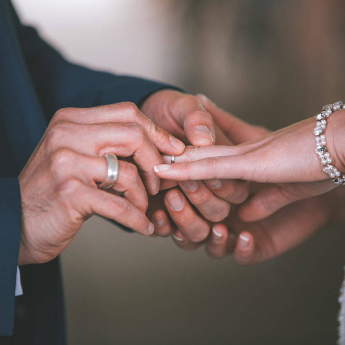 Wedding photographer - Newton Hall Northumberland