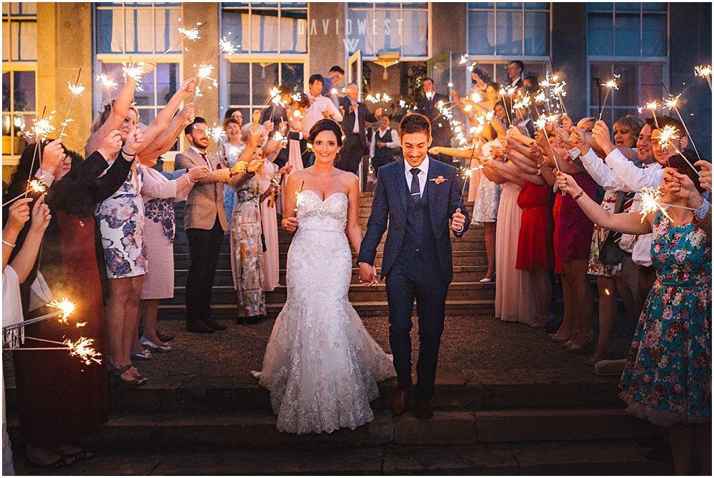 Wedding photographer Wynyard Hall