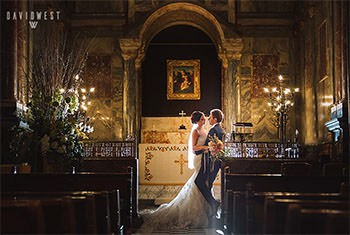 Wedding photographer Wynyard Hall - Yasser & Suzannah