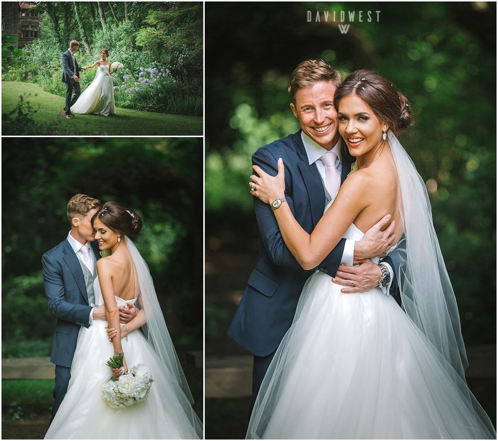 wedding at Jesmond Dene House