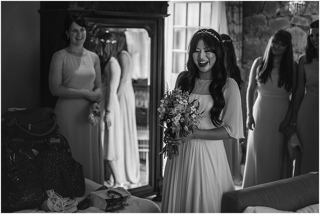 wedding photography Ali & Joel Newton Hall_2682