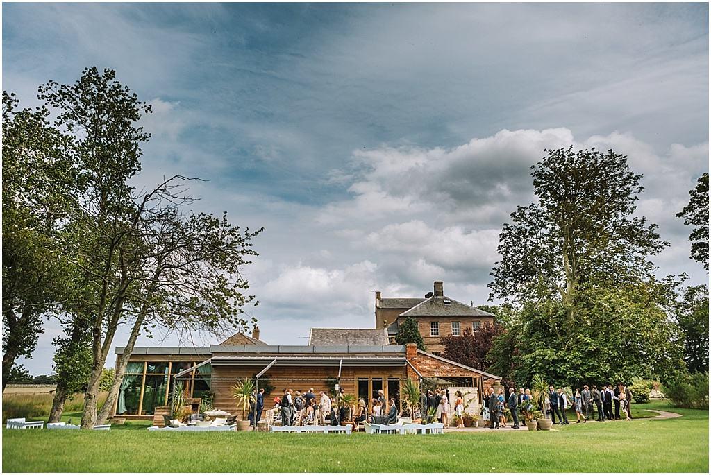 wedding photography Ali & Joel Newton Hall_2683