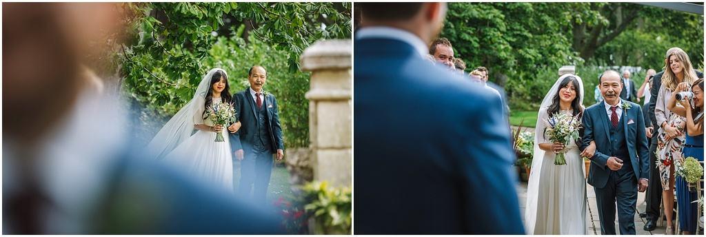wedding photography Ali & Joel Newton Hall_2685