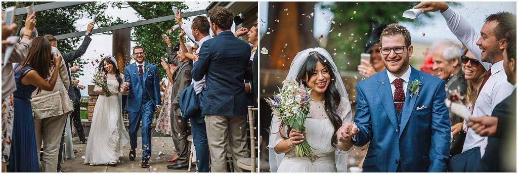 wedding photography Ali & Joel Newton Hall_2690