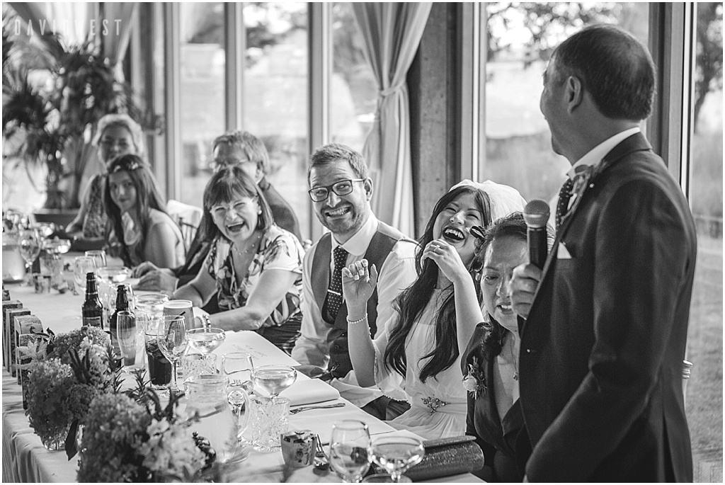 wedding photography Ali & Joel Newton Hall_2697