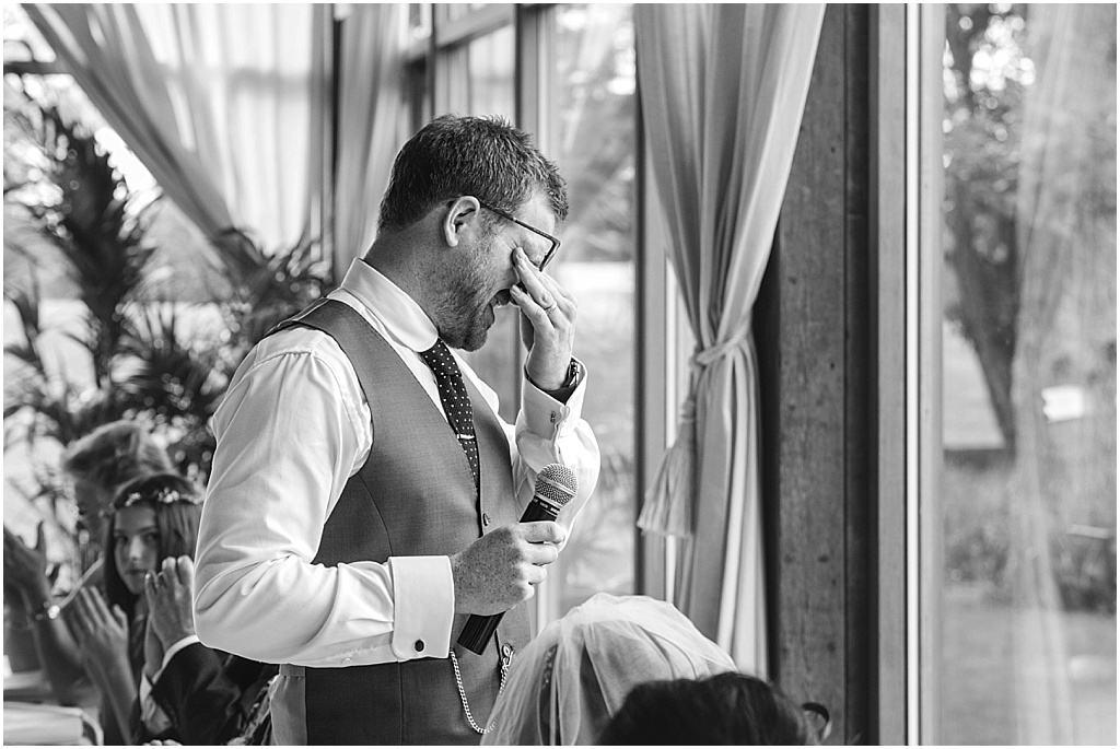 wedding photography Ali & Joel Newton Hall_2698
