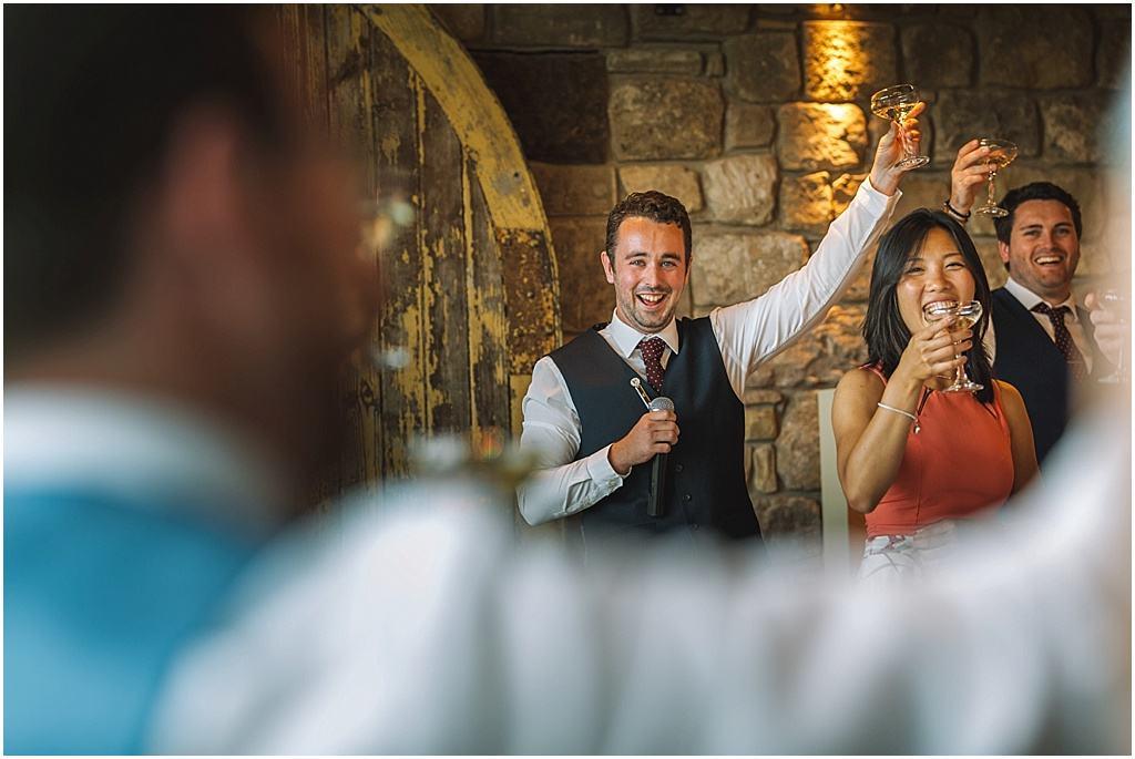 wedding photography Ali & Joel Newton Hall_2703