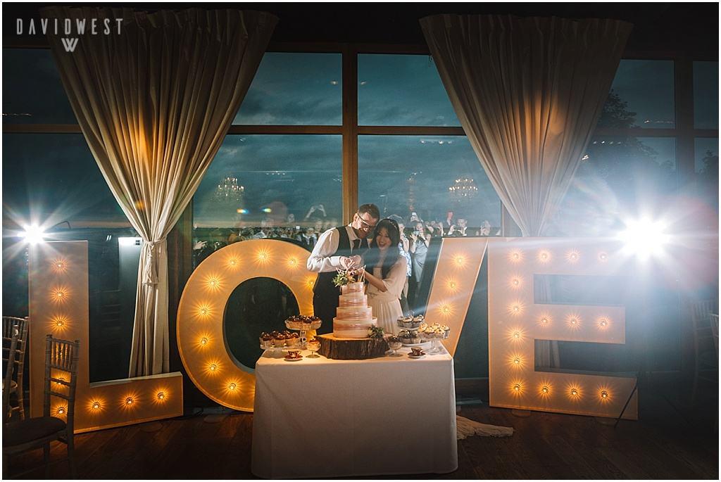 wedding photography Ali & Joel Newton Hall_2706