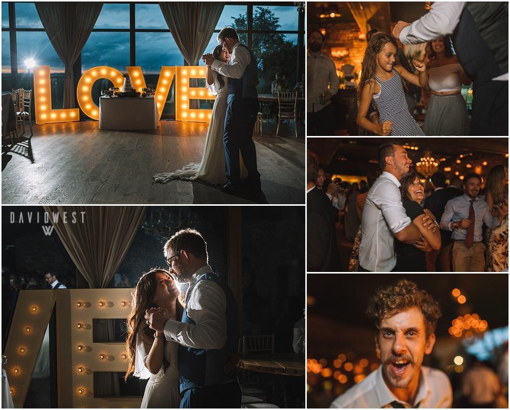 wedding photography Ali & Joel Newton Hall_2708