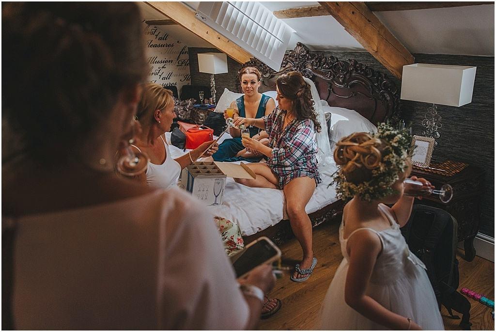 Festival wedding - Woodhill hall wedding photographer_3258