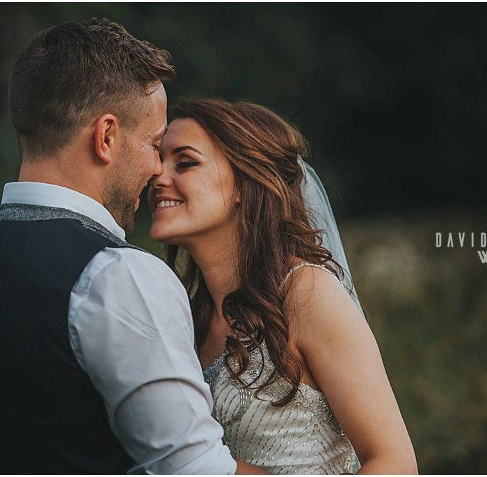 Festival wedding - Woodhill hall wedding photographer