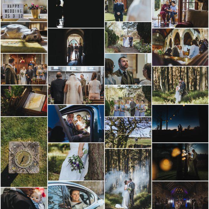 Healey Barn wedding photographer // Nicola + Anthony