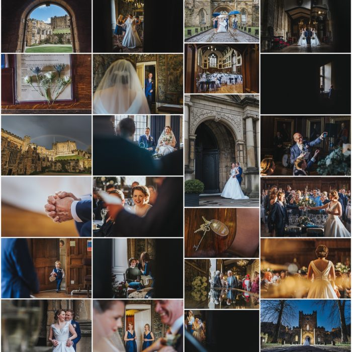 Durham Castle // Laura + Joe