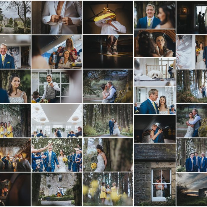 Woodhill Hall // Dianne + Marty