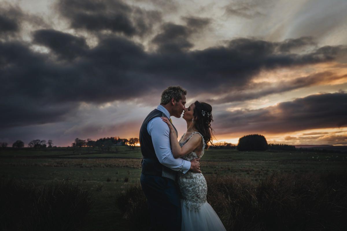 wedding woodhill hall