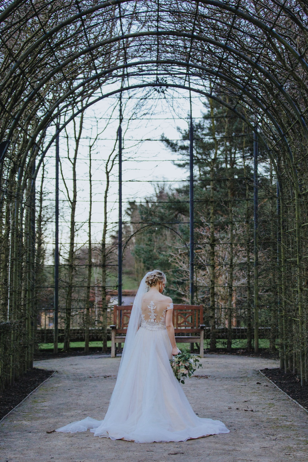 alnwick garden wedding