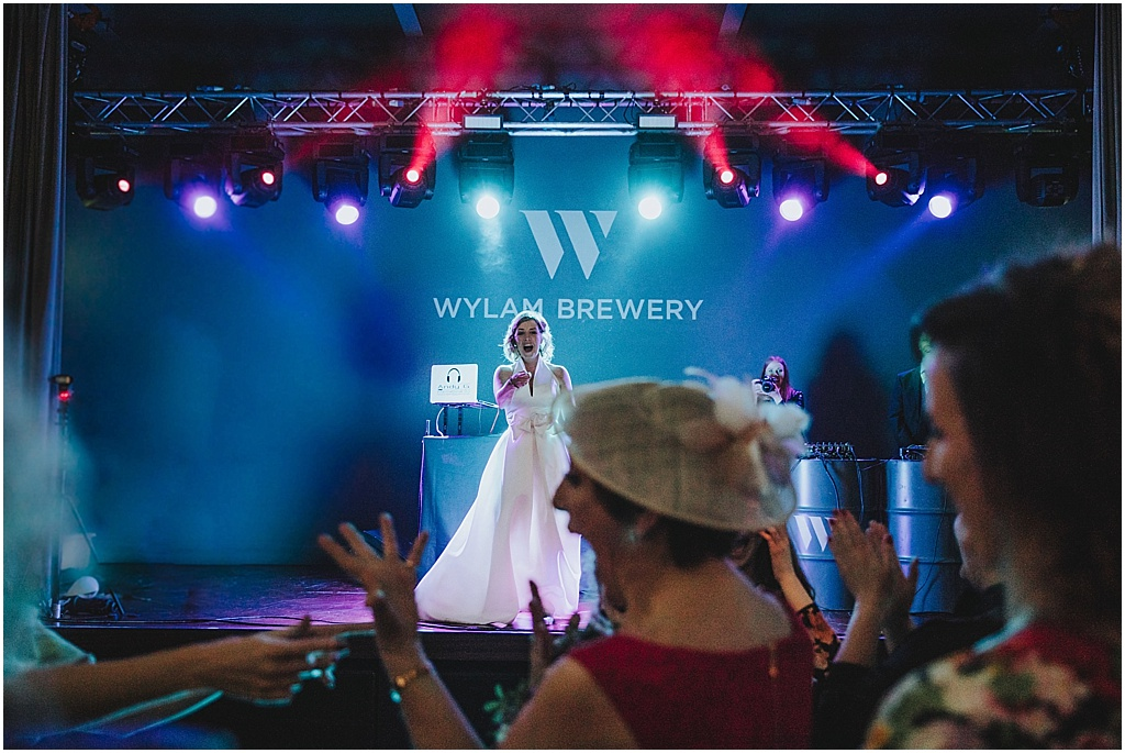 wylam brewery wedding photographer