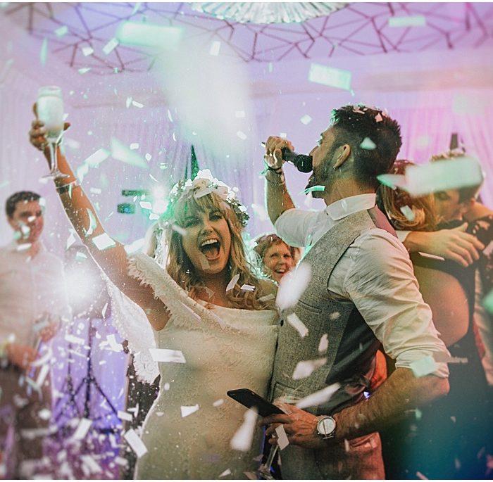 Jez & Lucy - Charlton Hall wedding in Northumberland - New Years Eve