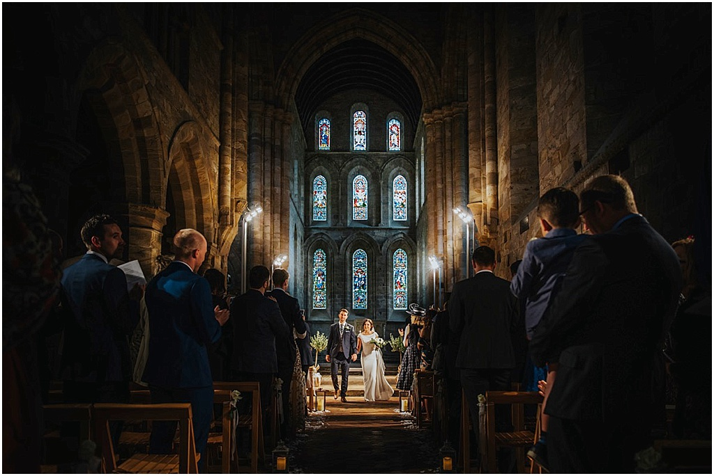 best wedding photographer brinkburn priory